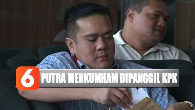 Putra Yasonna Laoly Penuhi Panggilan KPK Terkait OTT Walkot Medan