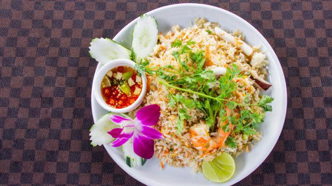Ilustrasi Nasi Goreng Rendang Credit: pexels.com/pixabay