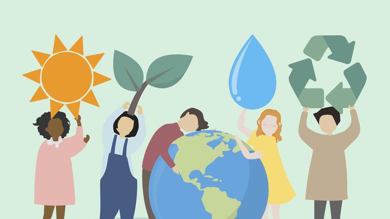 地球日50歲了!2020地球日主題為「全面行動」,你的看法是?