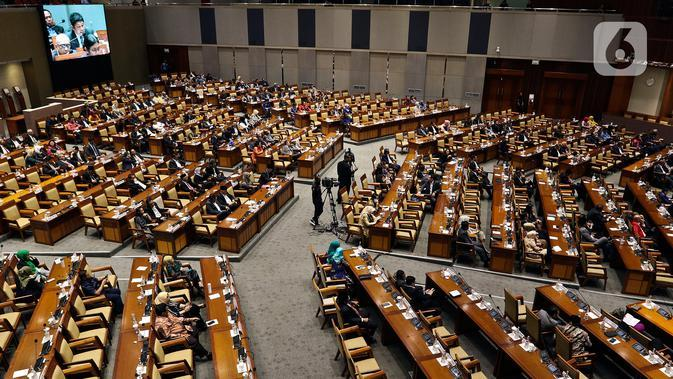 Buruh Minta DPR Tak Bahas RUU Omnibus Law di Tengah Wabah Corona
