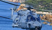 西班牙空軍 接收首架NH90直升機