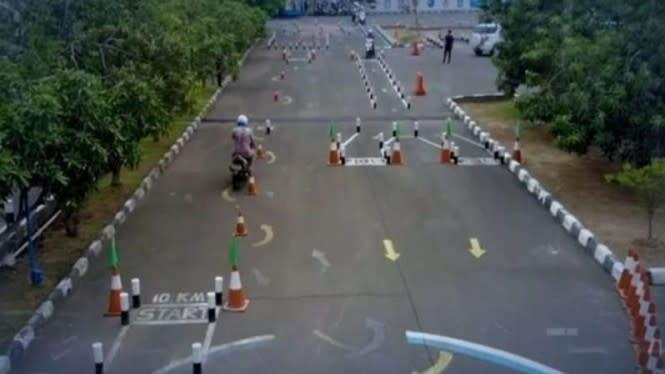 Polres Bogor Gratiskan SIM Bagi Warga yang Lahir 1 Juli