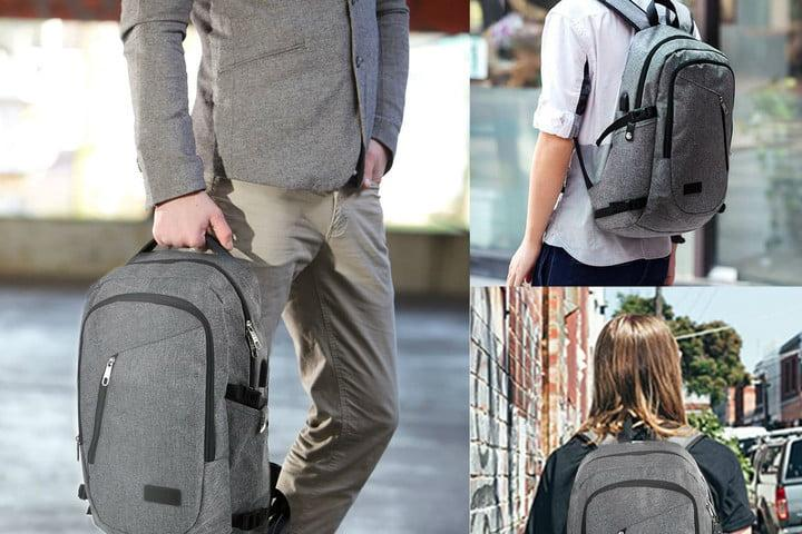 Mancro Water Resistant Laptop Bag