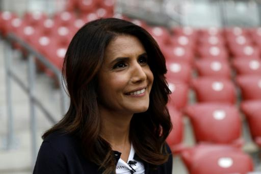 The owner of Israeli football champions Hapoel Beersheba, Alona Barkat, says she will stand for parliament in an April general election for new far-right party Hayamin Hehadash