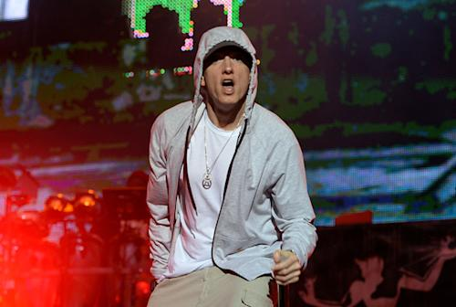 Eminem Exclusive: Slim Shady on His New LP