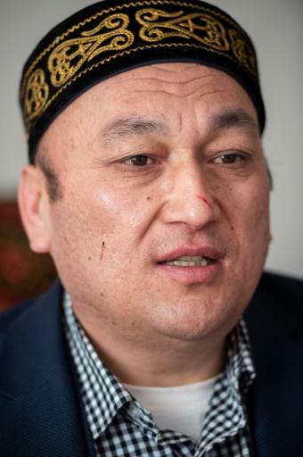 Omir Bekali, an ethnic Kazakh who spent several weeks in a camp in Karamay before fleeing to Turkey, says the camp was meant to strip detainees of their religious belief
