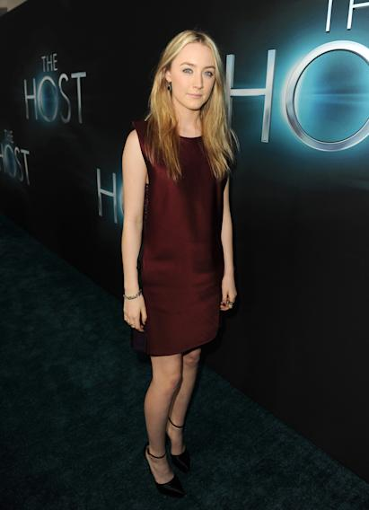 "Premiere Of Open Road Films ""The Host"" - Red Carpet"