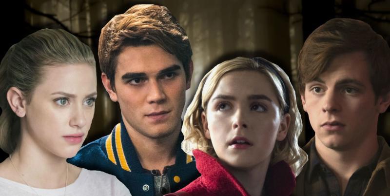 Photo credit: The CW / Netflix / DigitalSpy.com