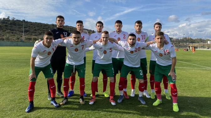 Timnas Bulgaria U-19. (dok. BF Union)