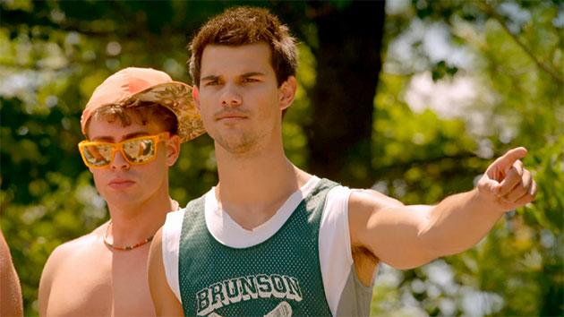 Taylor Lautner Turns Bully In the First 'Grown Ups 2′ Trailer