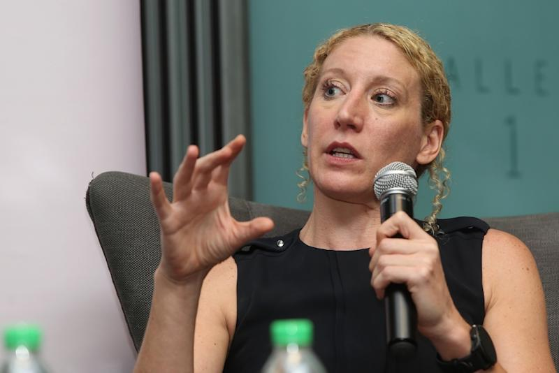 ICAEW Economic Advisor and Oxford Economics Lead Asia Economist, Sian Fenner, speaks during the Q4 2019 ICAEW Economic Update: South-east Asia Report launch in Kuala Lumpur December 5, 2019. — Picture by Choo Choy May