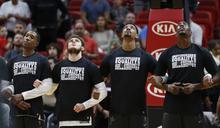 讓世界看見!NBA球場將放黑人民權標語