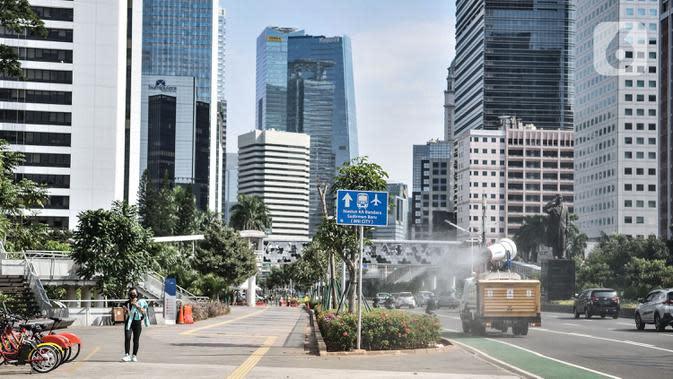 Pengusaha Minta Pemerintah Pusat Kompak Dukung PSBB Jakarta