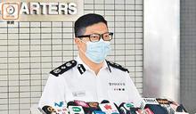 林卓廷被指原告變被告 鄧炳強:報案人非免責