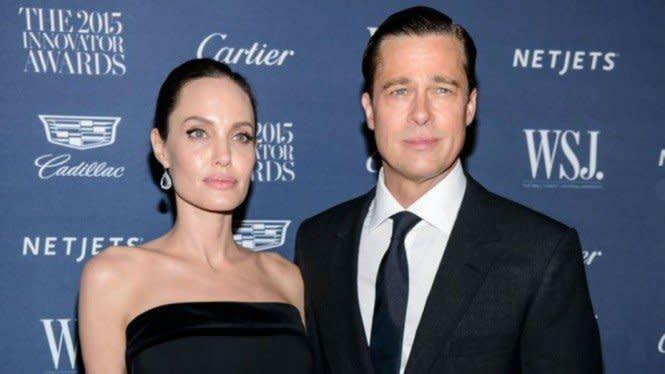 Selain Seks, Hubungan Brad Pitt dan Angelina Jolie Tak Pernah Cocok