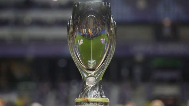 Piala Super Eropa Bayern Munich Vs Sevilla Digelar Ada Penonton