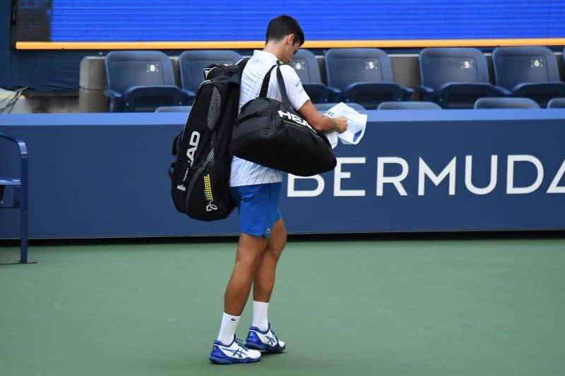 Boris Becker sebut diskualifikasi momen terburuk dalam karier Djokovic