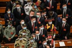 Kongres China targetkan kerusuhan HK, perdana menteri peringatkan bahaya ekonomi