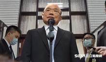蘇貞昌:政府若沒倒,勞保就不會倒!