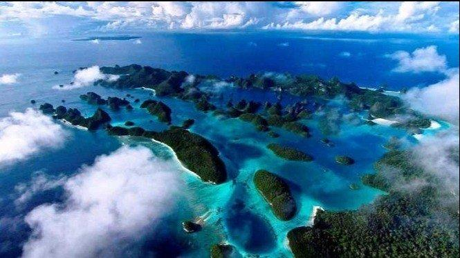 5 Negara Kepulauan Paling Indah di Dunia