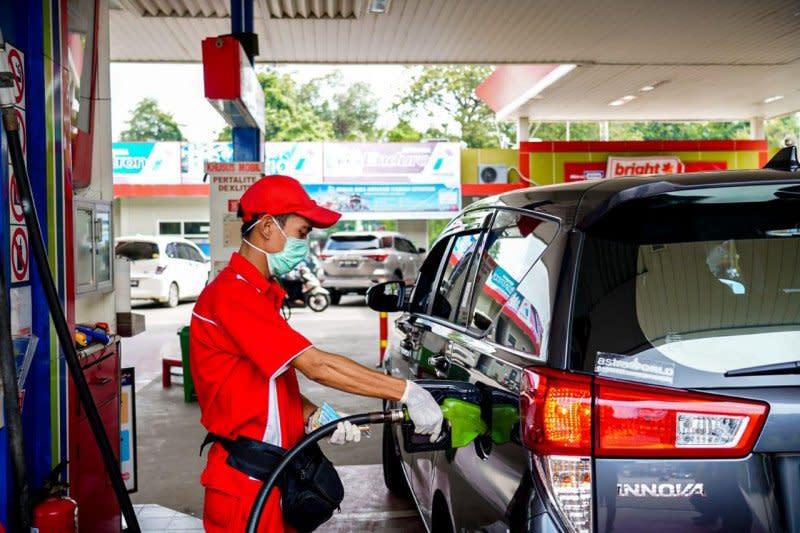 Konsumsi BBM di Lampung turun akibat pandemi COVID-19