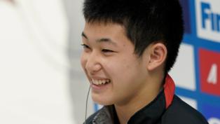 【東京奧運.玩AR】14歲的日本跳水天才!當玉井陸斗遇上戴利
