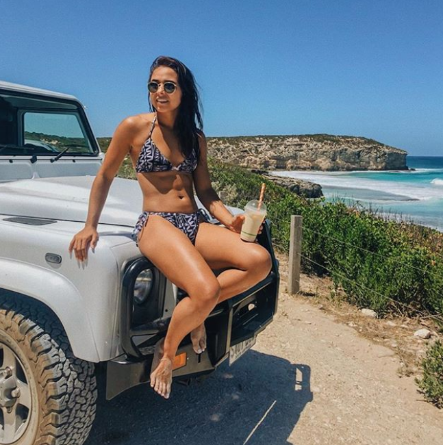 <p>The reality star chose to walk away from the show on her own terms, and a new promo for Bachelor In Paradise reveals she's ready to share one of Nick's big secrets. <br />Photo: Instagram/brooke.blurton </p>