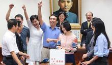 立院召委選舉國民黨籤運極佳,司法及教育委員會不讓民進黨全拿