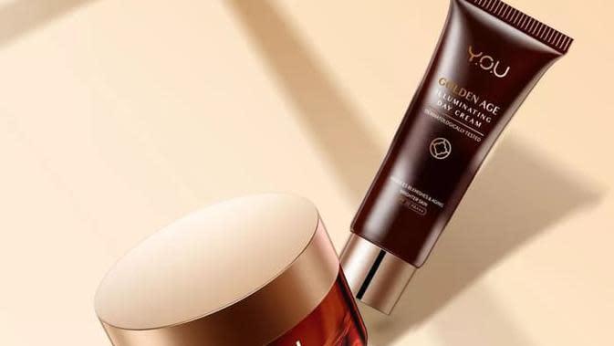 ilustrasi rekomendasi produk anti penuaan dini/you-makeups.com