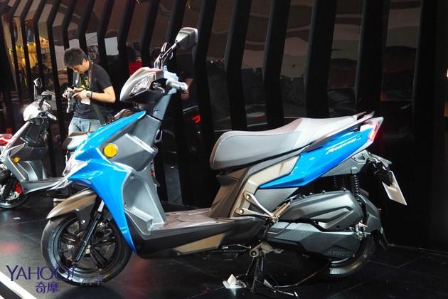 邁向智慧騎乘新視野,Kymco Noodoe車聯網系統三大車款驚豔發表