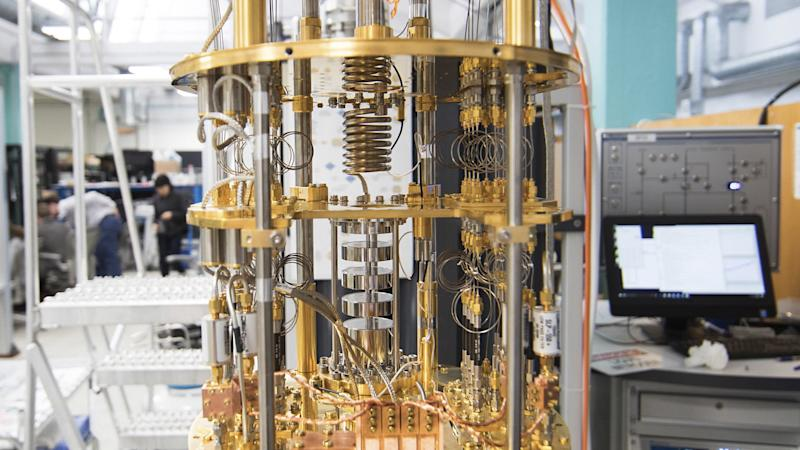Microsoft's plan to scrub carbon out of the atmosphere? Quantum computers