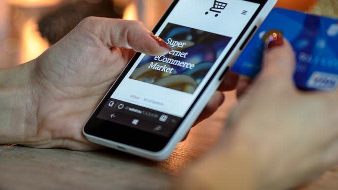 Ilustrasi Bisnis Online Credit: pexels.com/PhotoMIX
