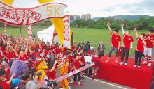 麥當勞路跑 7000人為愛出發