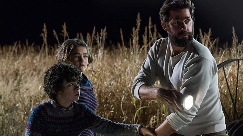 A Quiet Place on Hulu