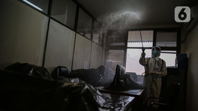 Gedung Pemkab Lamongan Disterilkan Setelah Ada ASN Terpapar COVID-19