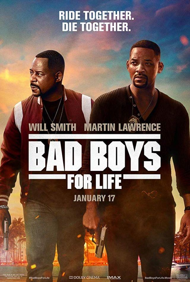 'Bad Boys' clings to world box-office lead