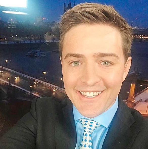 Seb Costello has commented publicly on the Twitter scandal. Photo: Instagram/seb.costello_