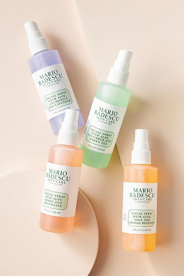 "<p><strong>Mario Badescu</strong></p><p>anthropologie.com</p><p><strong>$28.00</strong></p><p><a href=""https://go.redirectingat.com?id=74968X1596630&url=https%3A%2F%2Fwww.anthropologie.com%2Fshop%2Fmario-badescu-facial-spray-collection&sref=https%3A%2F%2Fwww.seventeen.com%2Ffashion%2Ftrends%2Fg29036093%2Fvsco-girl-brands-starter-pack%2F"" target=""_blank"">Shop Now</a></p><p>I've been using <a href=""https://go.redirectingat.com?id=74968X1596630&url=https%3A%2F%2Fwww.anthropologie.com%2Fshop%2Fmario-badescu-facial-spray-collection&sref=https%3A%2F%2Fwww.seventeen.com%2Ffashion%2Ftrends%2Fg29036093%2Fvsco-girl-brands-starter-pack%2F"" target=""_blank"">Mario Badescu facial mists</a> for months now and let me tell you, that little burst of freshness in the morning hits better than an XL cup of coffee. </p>"