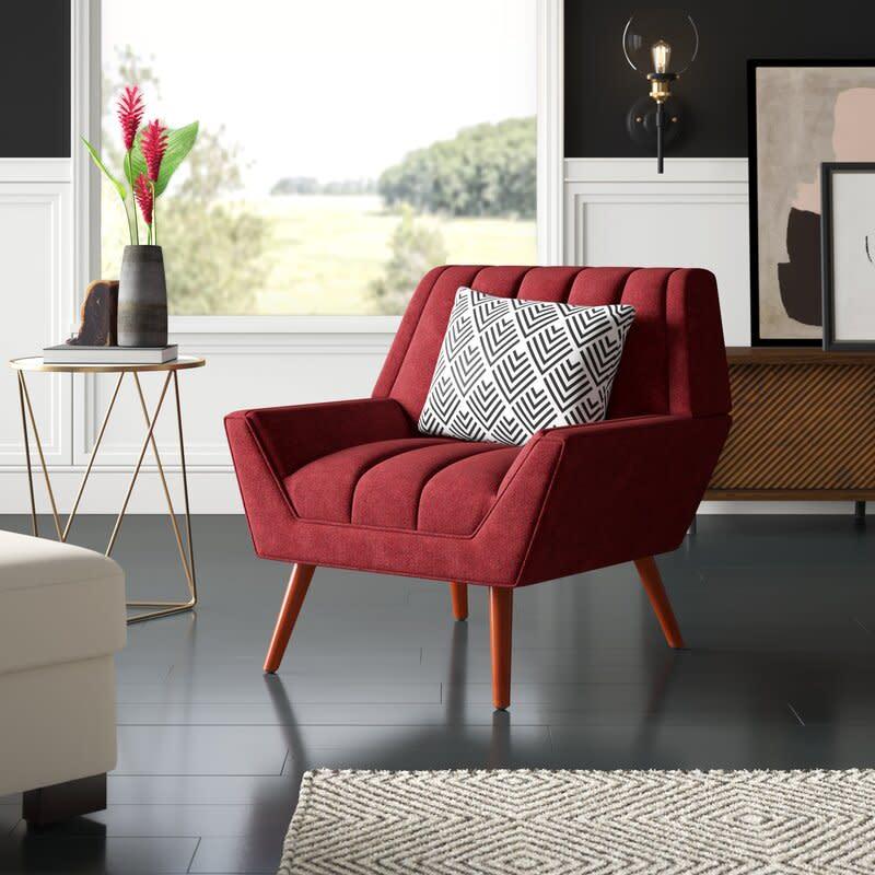 "Martindale 18.75"" Armchair. $330 (Originally $380)"