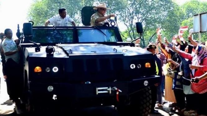 Ini 7 Poin Kerjasama Bidang Pertahanan RI-Swedia yang Diajukan Prabowo