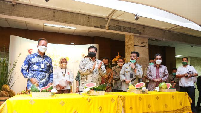 Peluncuran Gelar Buah Nusantara 2020 (Foto dok: Alphabet Company (PT. ASA Medier))