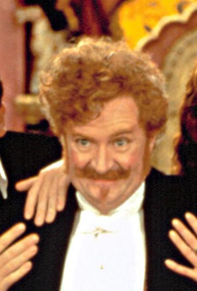 Mustache Gallery Jim Broadbent Moulin Rouge
