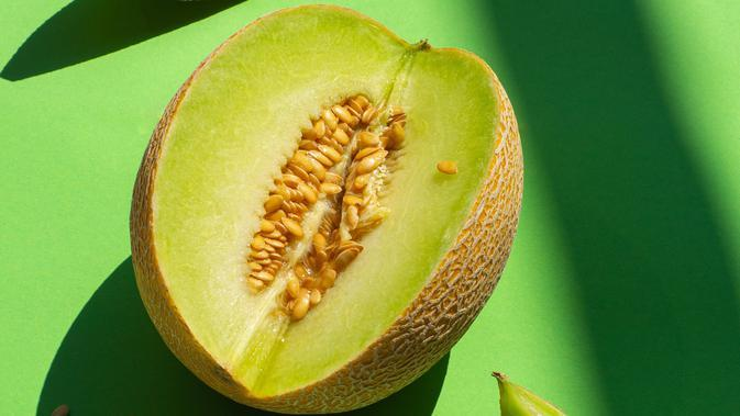 8 Manfaat Melon untuk Kesehatan dan Kecantikan, Bantu Atasi Rambut Rontok