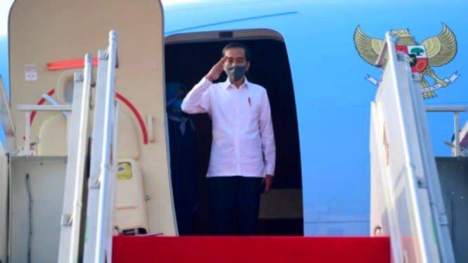 Jokowi Perintahkan BUMN hingga Pemda Belanja Masker Sebanyak-banyaknya