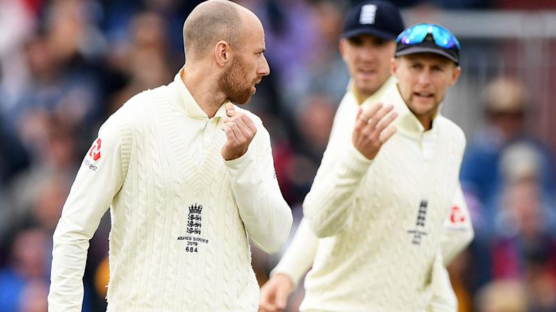 Joe Root, pictured here giving his players a spray.