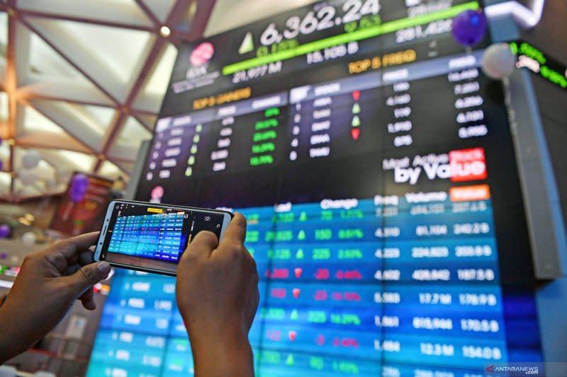 IHSG ditutup menguat pasca pengumuman hasil rapat Bank Indonesia