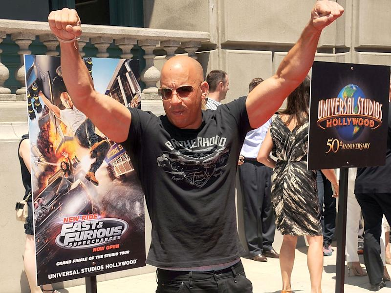 What Does Marvel Want With Vin Diesel?
