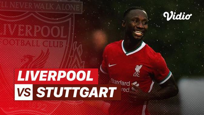 VIDEO: Jelang Laga Kontra Salzburg, Mari Kita Lihat Lagi Gol-Gol Liverpool ke Gawang Stuttgart