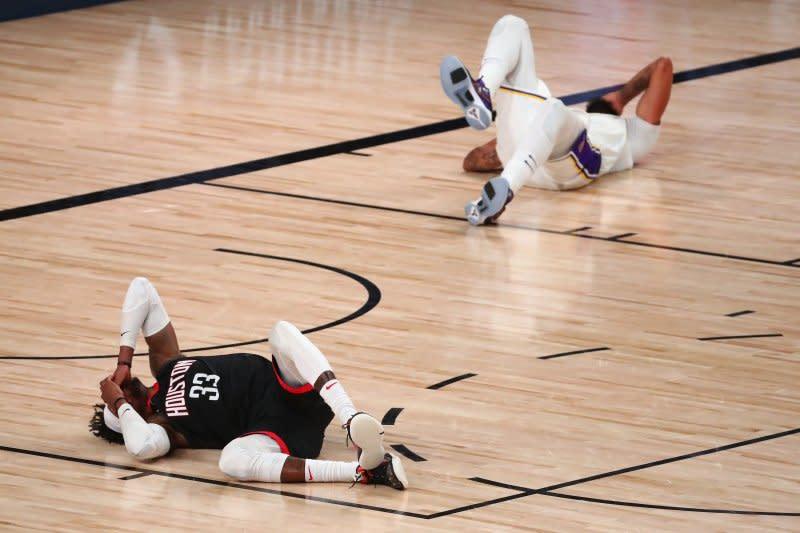 Robert Covington siap perkuat lagi Rockets hadapi Lakers