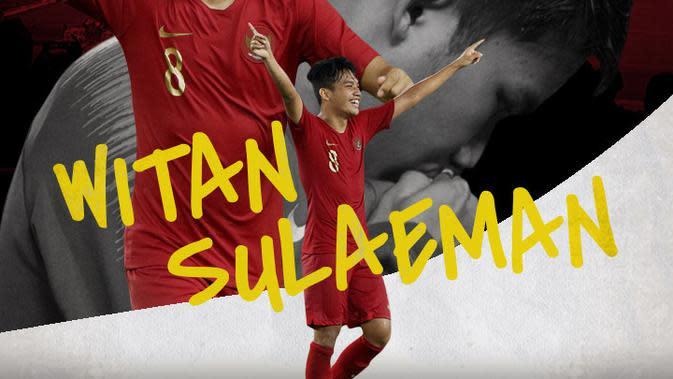 TImnas Indonesia - Witan Sulaeman 2 (Bola.com/Adreanus Titus)